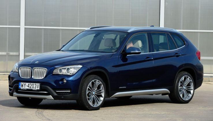 SUV-y i crossovery - najlepszy - BMW X1
