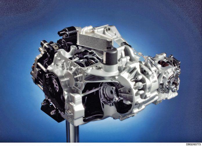 VW DSG DQ250