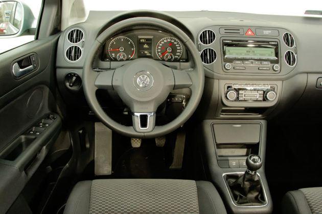 Volkswagen Golf Plus - deska rozdzielcza