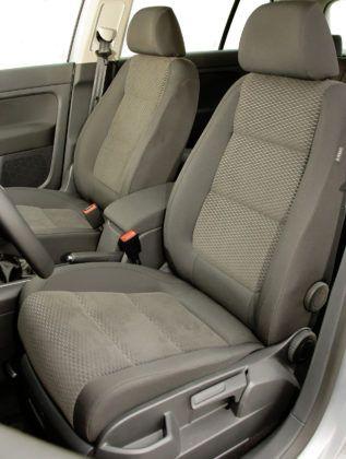 Volkswagen Golf Plus - fotel kierowcy