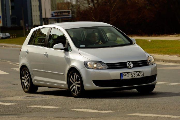 Volkswagen Golf Plus - otwierające
