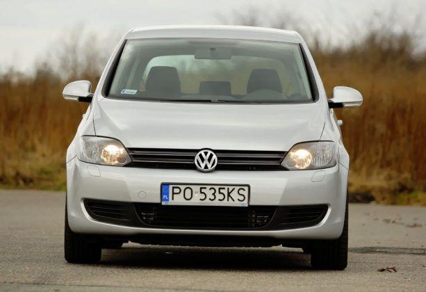 Volkswagen Golf Plus - przód