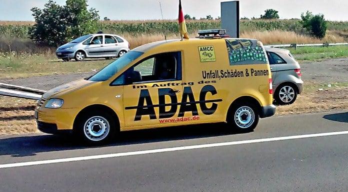 Raport ADAC