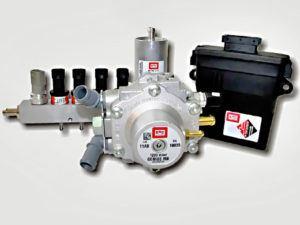 Zestaw montażowy LPG