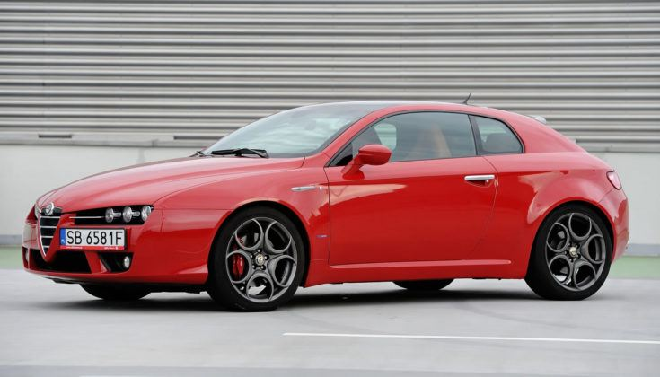 Alfa Romeo 2.4 JTDM - Alfa Romeo Brera