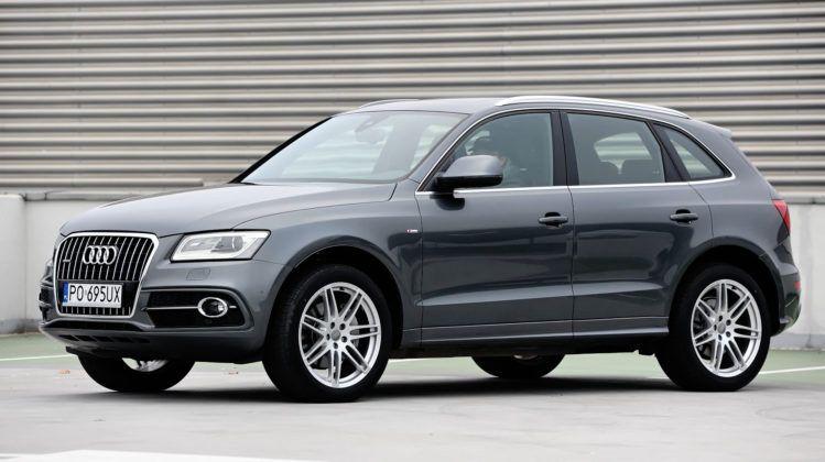 Audi 2.7-3.0 TDI V6 CR - Audi Q5