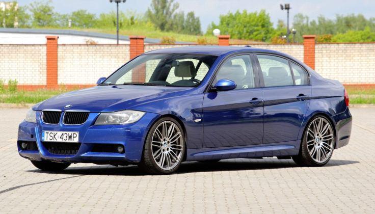 BMW 2.0d M47 - BMW serii 3 E90