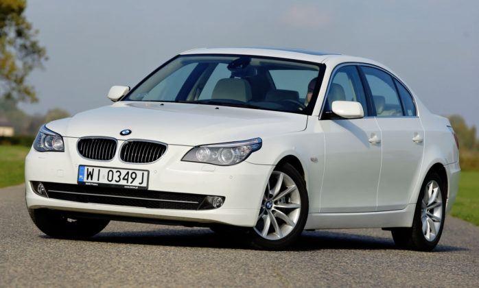 BMW 2.5-3.0d M57 - BMW serii 5 E60