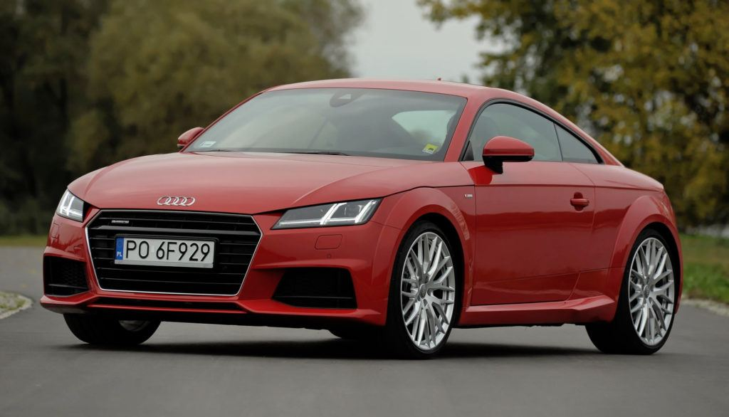 Coupe - Audi TT
