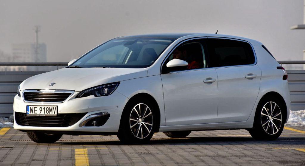 Hatchback - Peugeot 308