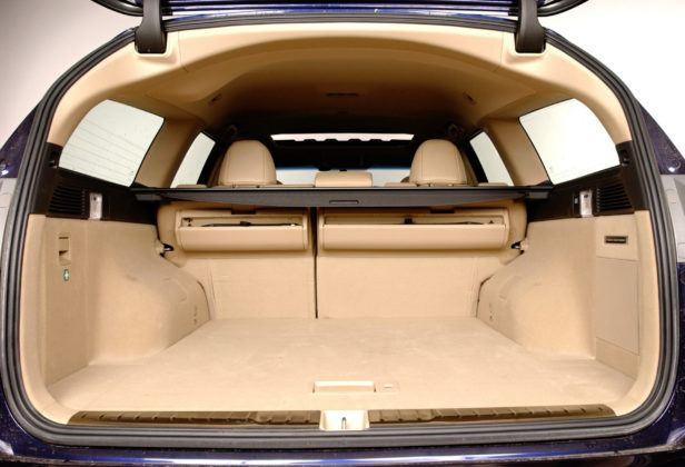 Honda Accord - bagażnik
