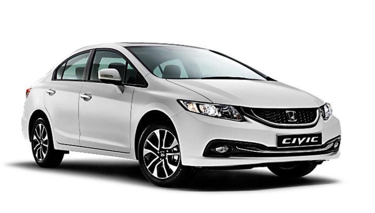 Honda Civic IX sedan