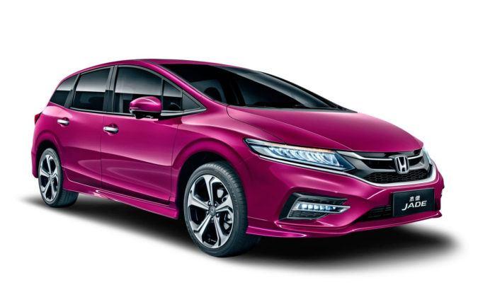 Honda Jade