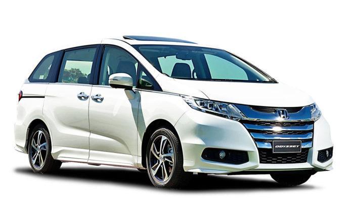 Honda Odyssey J