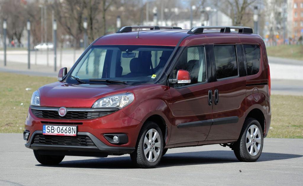 Kombivan - Fiat Doblo