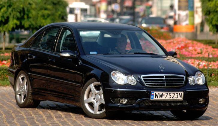 Mercedes 270 CDI OM612 - Mercedes Klasy C W203