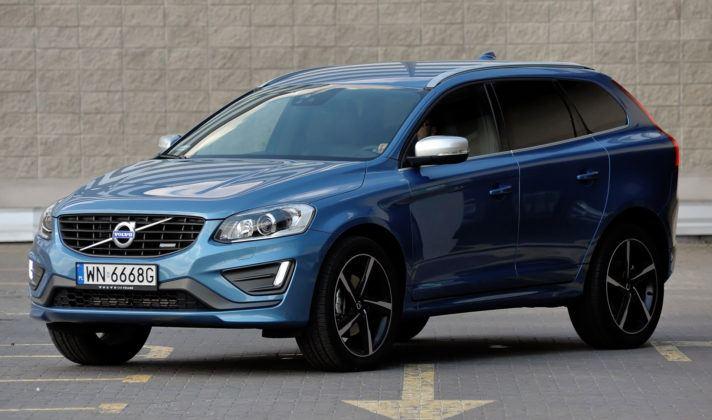 Miejsce 18 - Volvo XC60