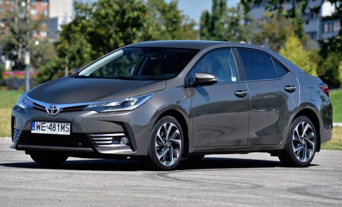Miejsce 20 - Toyota Corolla