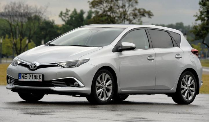 Miejsce 5 - Toyota Auris