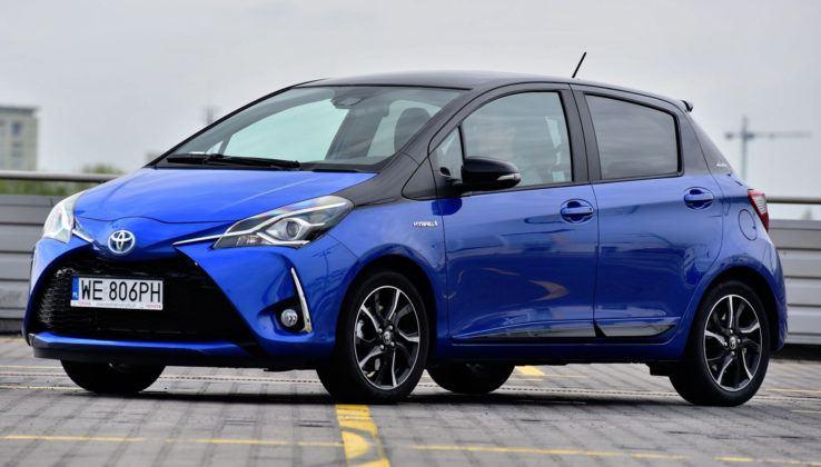 Miejsce 6 - Toyota Yaris