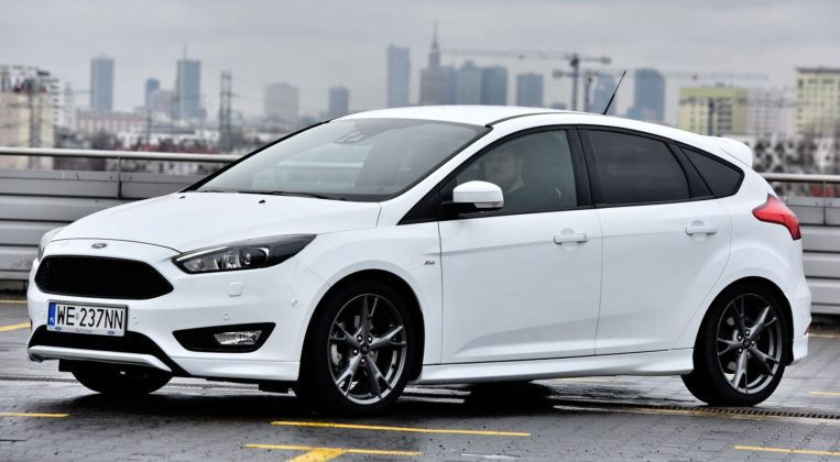 Miejsce 7 - Ford Focus