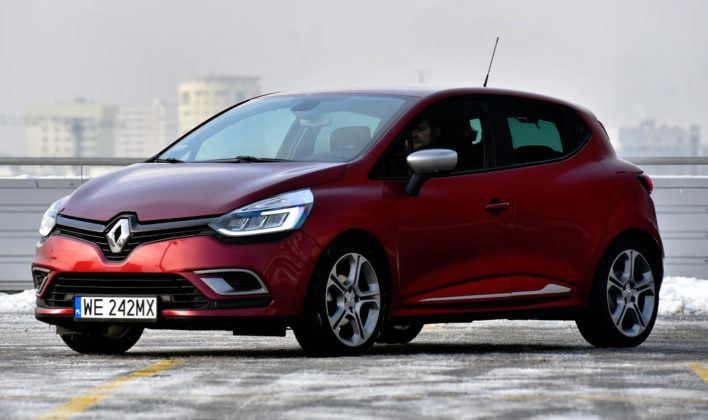 Miejsce 8 - Renault Clio