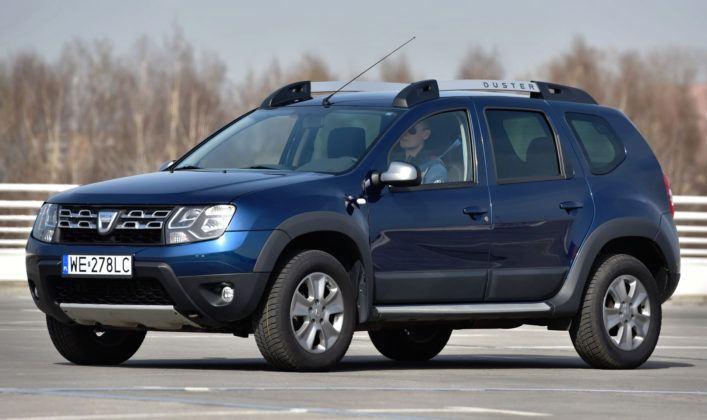 Miejsce 9 - Dacia Duster
