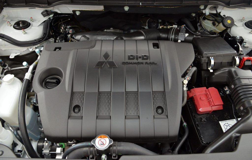 Mitsubishi ASX - silniki 1.8 DID