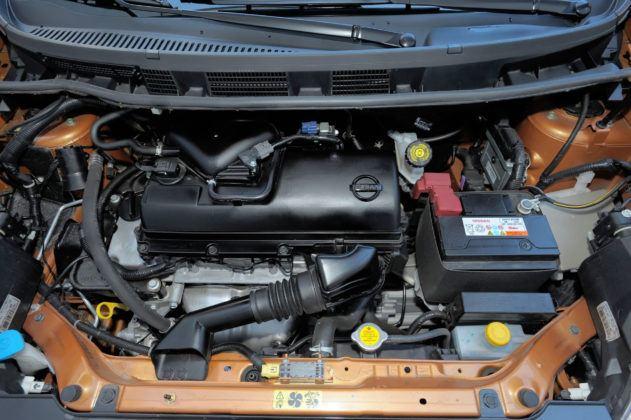 Nissan Note - silnik