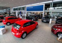 Sprzedaż nowych samochodów
