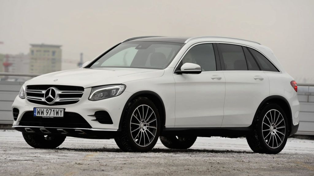 SUV - Mercedes GLC