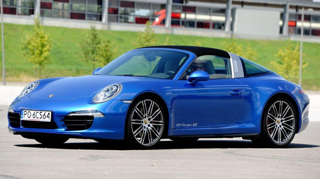 Targa - Porsche 911 Targa