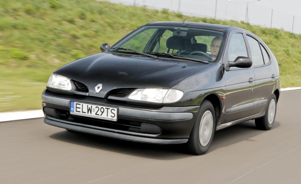 Zasięg na rezerwie - starsze auto