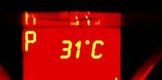 Wysoka temperatura