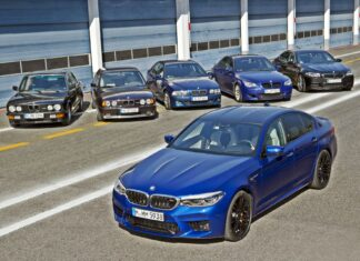 Wszystkie generacje BMW M5. Którą wybierasz?