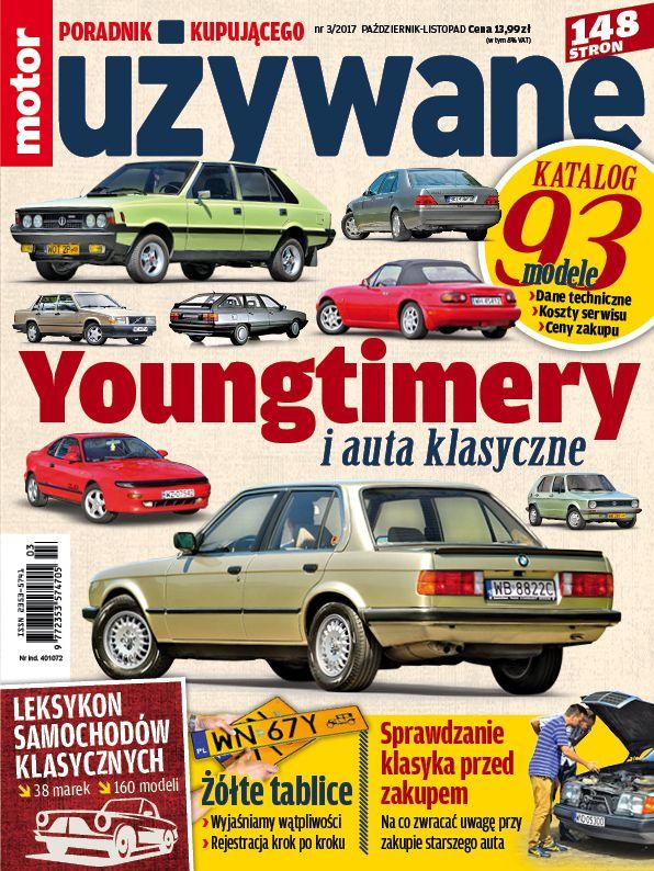 Motor poradnik kupującego używane Youngtimery