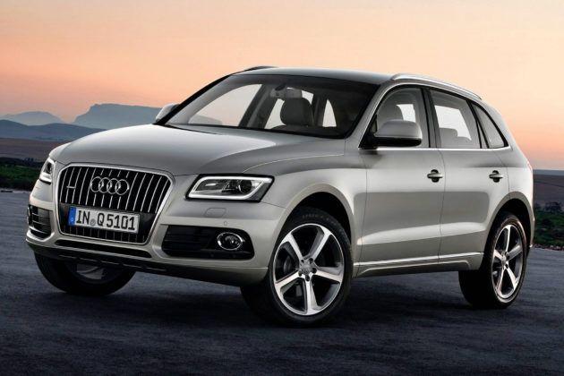 Arkadiusz Milik - Audi Q5
