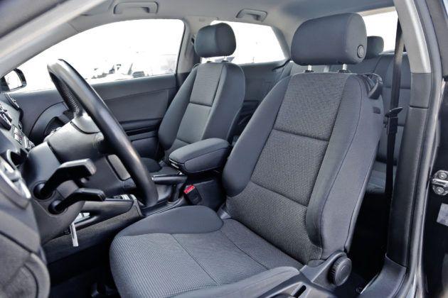Audi A3 - fotel kierowcy