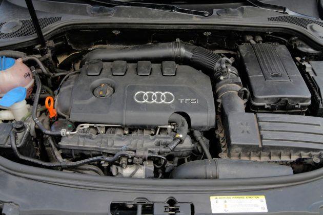 Audi A3 - silnik