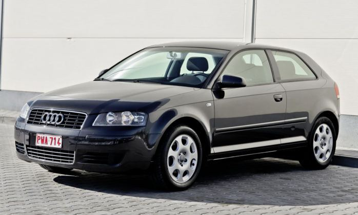 Audi A3 - przód