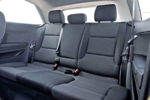 Audi A3 - tylna kanapa