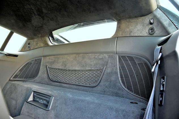 Audi R8 - widoczność