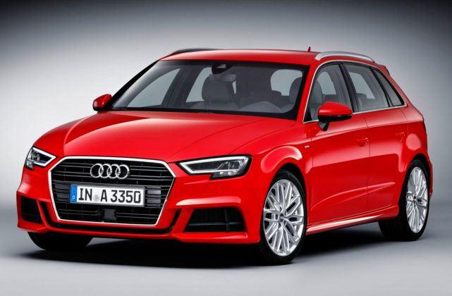 Auta kompaktowe - premium - Audi A3