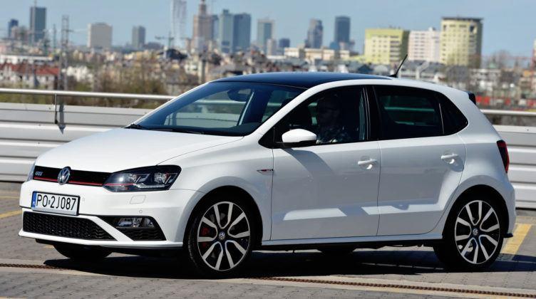 Auta miejskie - najgorszy - Volkswagen Polo GTI