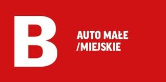 Auto małe/miejskie - Auto Lider 2017