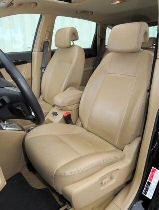 Chevrolet Captiva fotel kierowcy