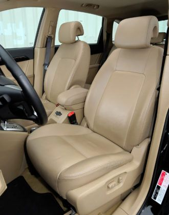 Chevrolet Captiva - fotel kierowcy