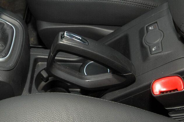 Chevrolet Captiva hamulec ręczny