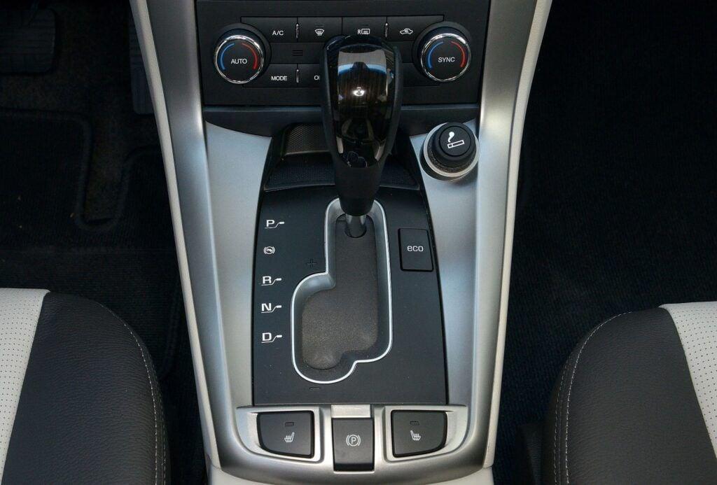Chevrolet Captiva skrzynia biegów