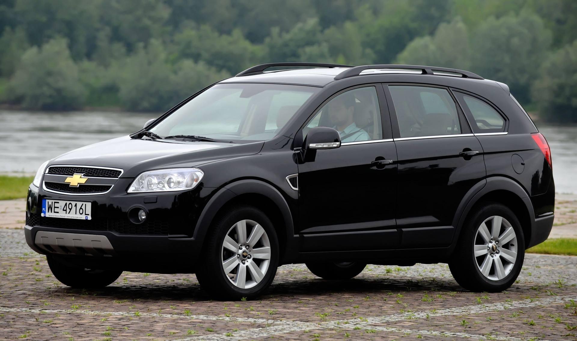 Używant Chevrolet Captiva 2006 2015 opinie użytkownik³w